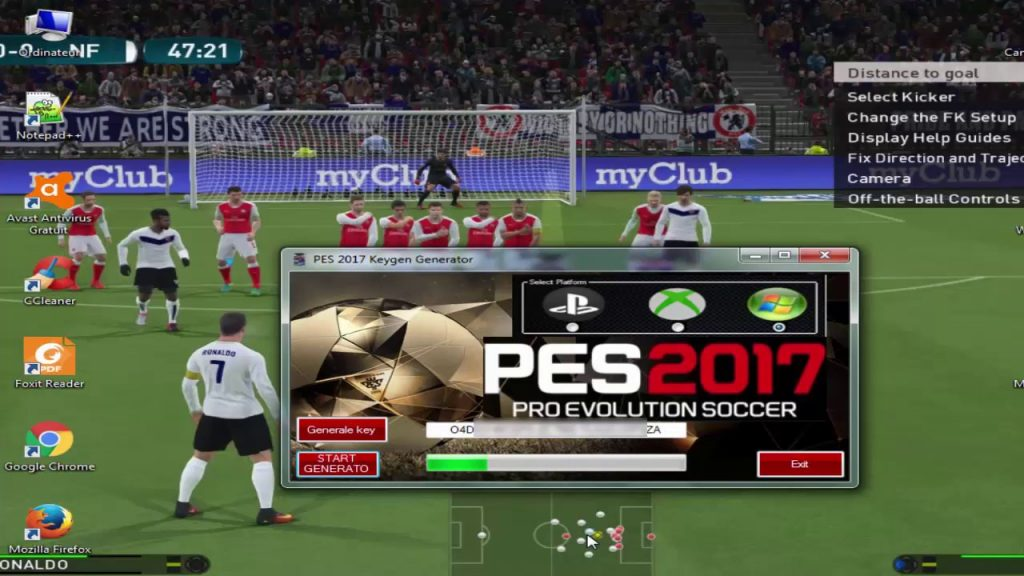 Pes 18 Serial Key Cd Key Activation Key Free