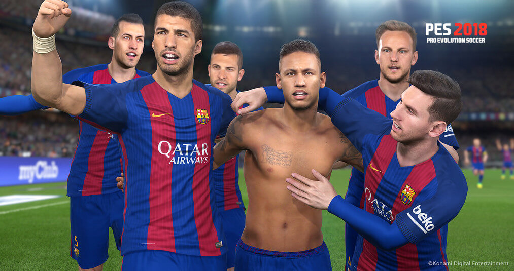 PES 2019 PRO EVOLUTION SOCCER 3.0.0 Full Apk + Data for Android